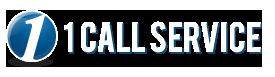 1 Call Service Logo