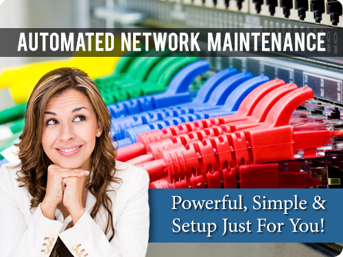 Automated Network Maintenance
