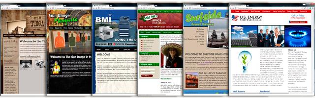 Website Design Dallas